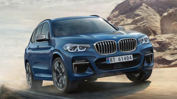 BMW X3. ON A MISSION.