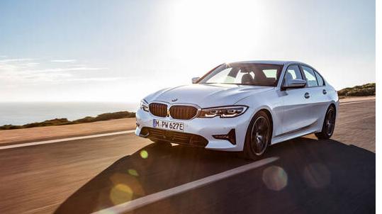 Helt nya BMW 3-Serie.