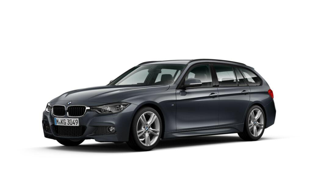 RUN OUT KAMPANJ BMW 3-Serie Touring.