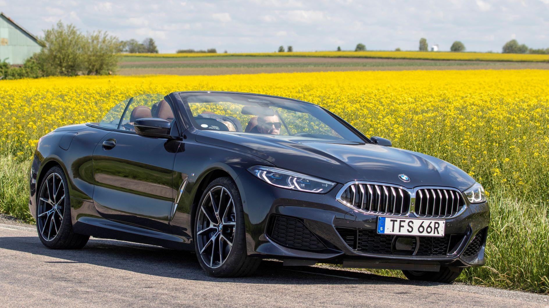 BMW Cabriolet.